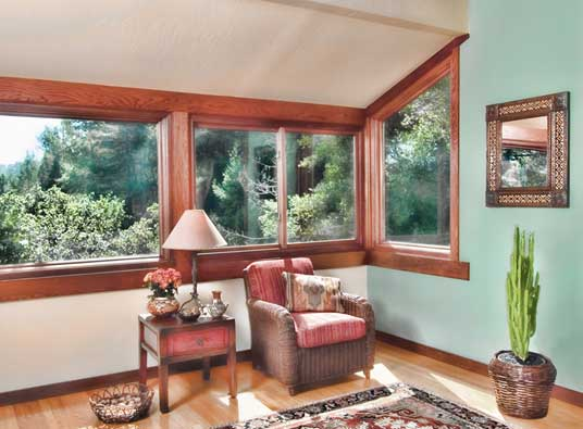 picture & sliding window combination