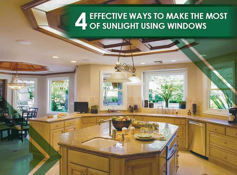 Sunlight Using Windows