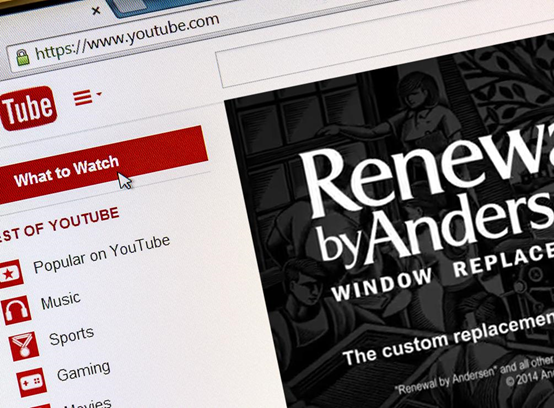 Video: Stress-Free Projects the Renewal by Andersen® Way