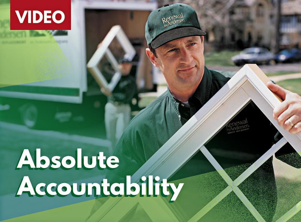 Video Blog: Absolute Accountability
